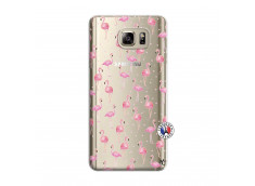 Coque Samsung Galaxy Note 5 Flamingo