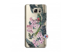 Coque Samsung Galaxy Note 5 Flower Birds