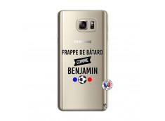 Coque Samsung Galaxy Note 5 Frappe De Batard Comme Benjamin