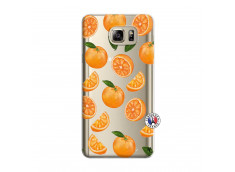 Coque Samsung Galaxy Note 5 Orange Gina