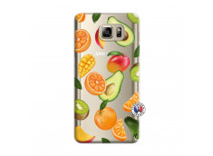 Coque Samsung Galaxy Note 5 Salade de Fruits