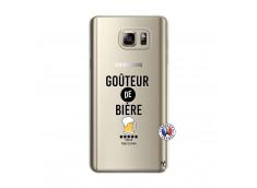 Coque Samsung Galaxy Note 5 Gouteur De Biere