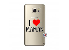 Coque Samsung Galaxy Note 5 I Love Maman