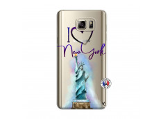 Coque Samsung Galaxy Note 5 I Love New York