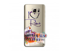 Coque Samsung Galaxy Note 5 I Love Rome