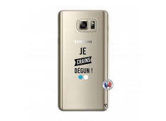 Coque Samsung Galaxy Note 5 Je Crains Degun