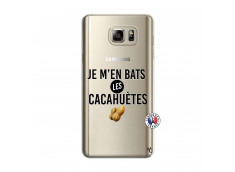 Coque Samsung Galaxy Note 5 Je M En Bas Les Cacahuetes