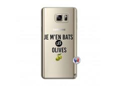 Coque Samsung Galaxy Note 5 Je M En Bas Les Olives
