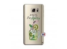 Coque Samsung Galaxy Note 5 Je peux pas J'ai Apéro