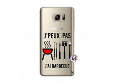 Coque Samsung Galaxy Note 5 Je Peux Pas J Ai Barbecue