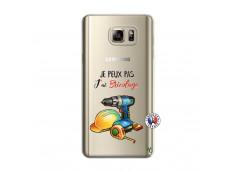 Coque Samsung Galaxy Note 5 Je Peux Pas J Ai Bricolage