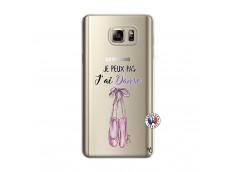 Coque Samsung Galaxy Note 5 Je peux pas j'ai danse