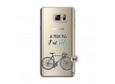 Coque Samsung Galaxy Note 5 Je Peux Pas J Ai Velo