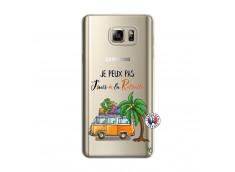 Coque Samsung Galaxy Note 5 Je Peux Pas Je Suis A La Retraite
