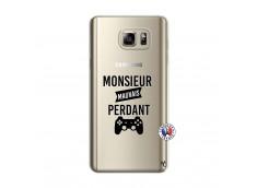 Coque Samsung Galaxy Note 5 Monsieur Mauvais Perdant