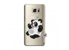Coque Samsung Galaxy Note 5 Panda Impact