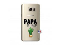 Coque Samsung Galaxy Note 5 Papa Tu Piques