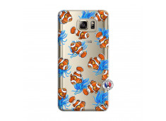 Coque Samsung Galaxy Note 5 Poisson Clown