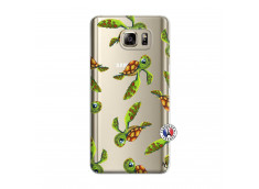 Coque Samsung Galaxy Note 5 Tortue Géniale