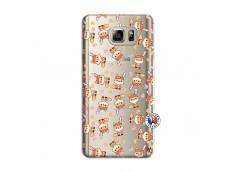 Coque Samsung Galaxy Note 5 Petits Renards