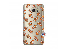 Coque Samsung Galaxy Note 5 Petits Poissons Clown