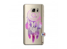 Coque Samsung Galaxy Note 5 Purple Dreamcatcher