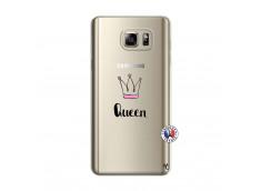 Coque Samsung Galaxy Note 5 Queen