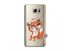Coque Samsung Galaxy Note 5 Fox Impact