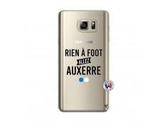Coque Samsung Galaxy Note 5 Rien A Foot Allez Auxerre