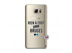 Coque Samsung Galaxy Note 5 Rien A Foot Allez Bruges