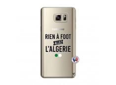 Coque Samsung Galaxy Note 5 Rien A Foot Allez L Algerie