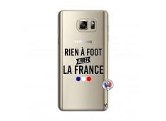 Coque Samsung Galaxy Note 5 Rien A Foot Allez La France