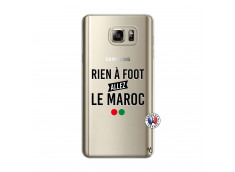 Coque Samsung Galaxy Note 5 Rien A Foot Allez Le Maroc