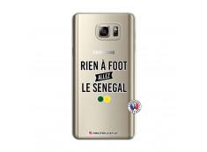 Coque Samsung Galaxy Note 5 Rien A Foot Allez Le Senegal