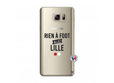 Coque Samsung Galaxy Note 5 Rien A Foot Allez Lille