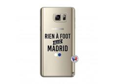 Coque Samsung Galaxy Note 5 Rien A Foot Allez Madrid