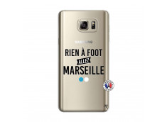 Coque Samsung Galaxy Note 5 Rien A Foot Allez Marseille