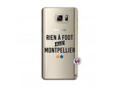 Coque Samsung Galaxy Note 5 Rien A Foot Allez Montpellier