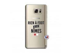 Coque Samsung Galaxy Note 5 Rien A Foot Allez Nimes