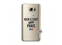 Coque Samsung Galaxy Note 5 Rien A Foot Allez Paris
