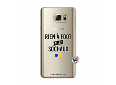Coque Samsung Galaxy Note 5 Rien A Foot Allez Sochaux