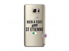 Coque Samsung Galaxy Note 5 Rien A Foot Allez St Etienne