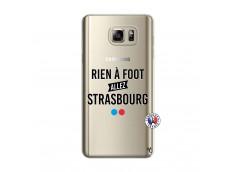 Coque Samsung Galaxy Note 5 Rien A Foot Allez Strasbourg