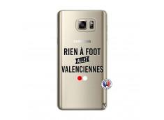 Coque Samsung Galaxy Note 5 Rien A Foot Allez Valenciennes