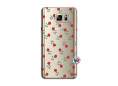Coque Samsung Galaxy Note 5 Rose Pattern