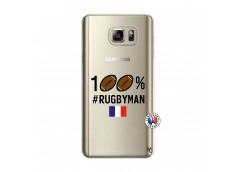 Coque Samsung Galaxy Note 5 100% Rugbyman
