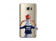 Coque Samsung Galaxy Note 5 Super Maman Et Super Bébé