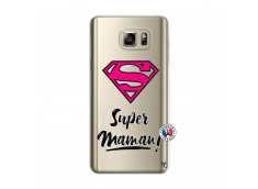 Coque Samsung Galaxy Note 5 Super Maman