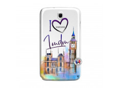 Coque Samsung Galaxy Note 8.0 I Love London