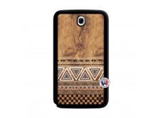 Coque Samsung Galaxy Note 8.0 Aztec Deco Noir